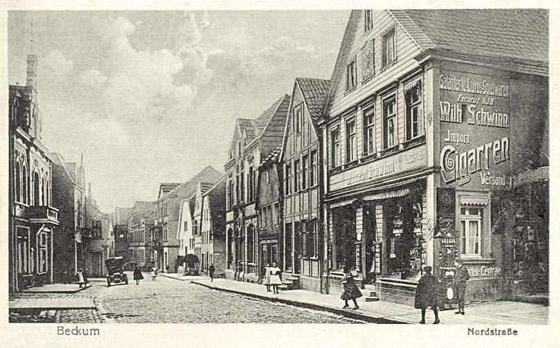 Beckum. Nordstraße