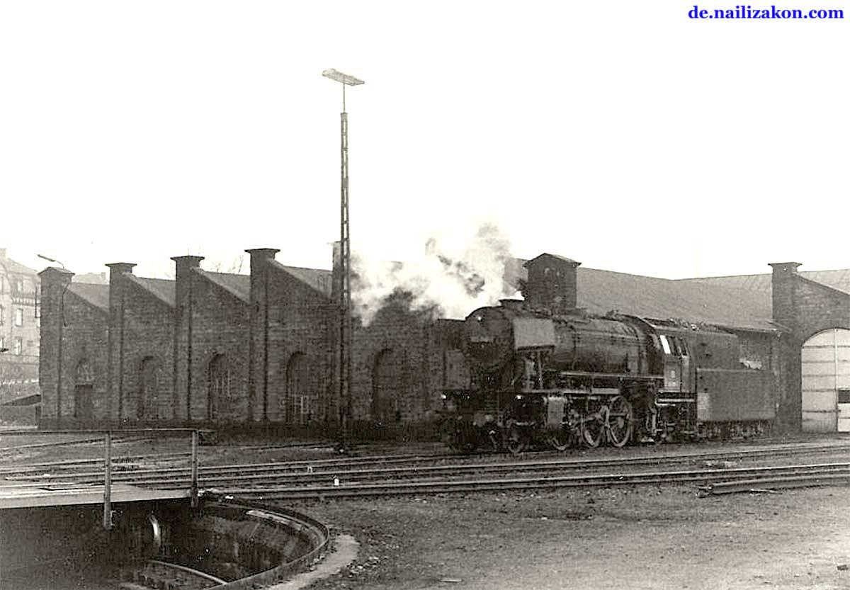 Saarbrücken Depot