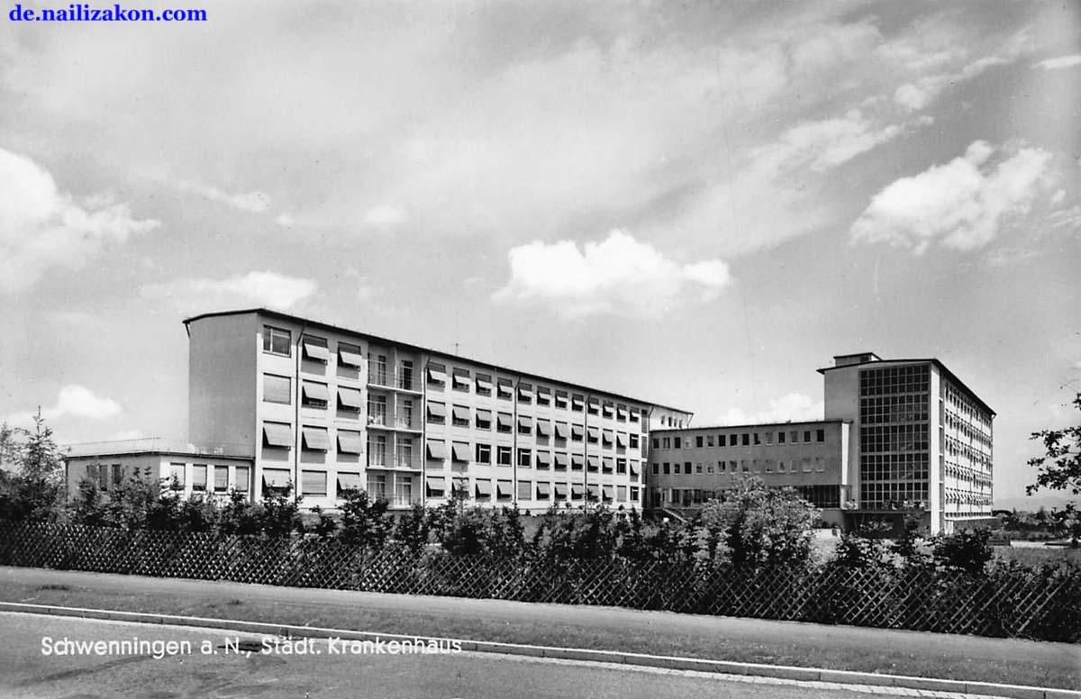 Schwenningen. Städtisches Krankenhaus