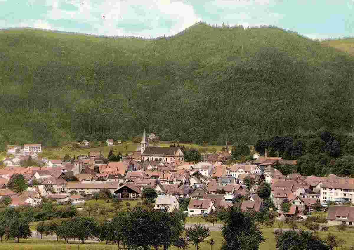 Alte Historische Fotos Und Bilder Zell Am Harmersbach Baden Württemberg