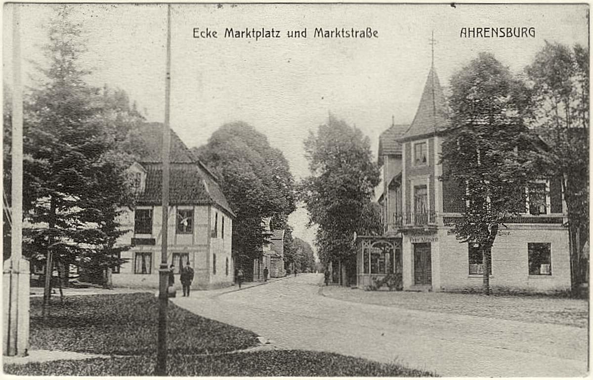 Ahrensburg Markt