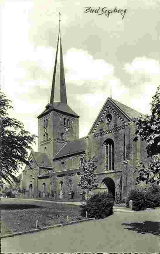 Kirche Bad Segeberg