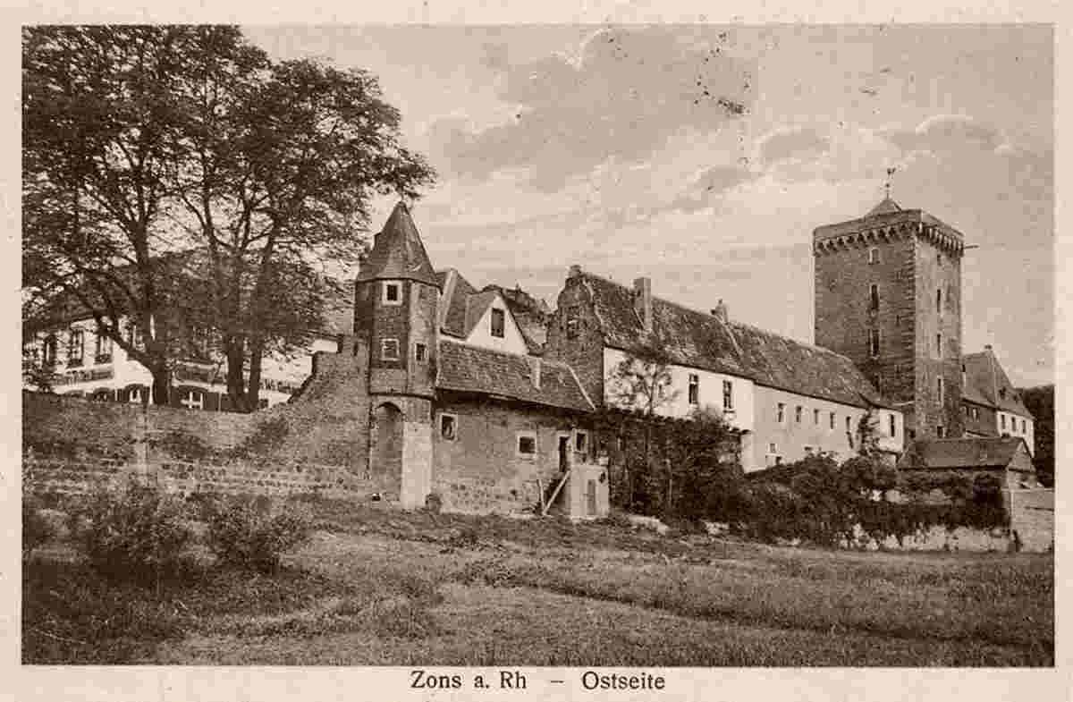 Alte Historische Fotos und Bilder Dormagen, Nordrhein