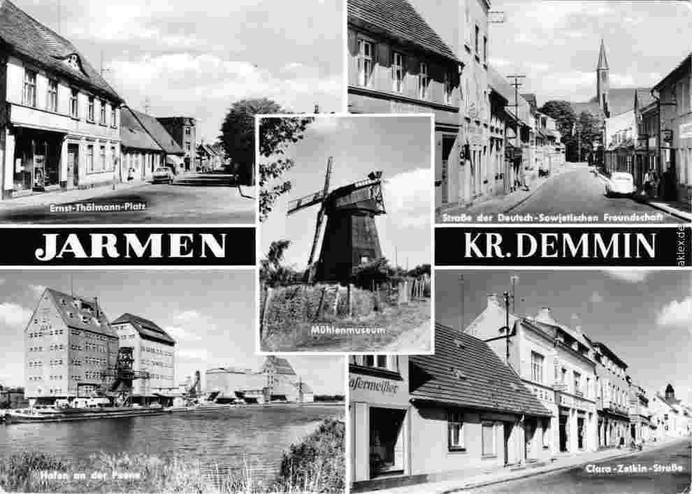 Stadt Jarmen