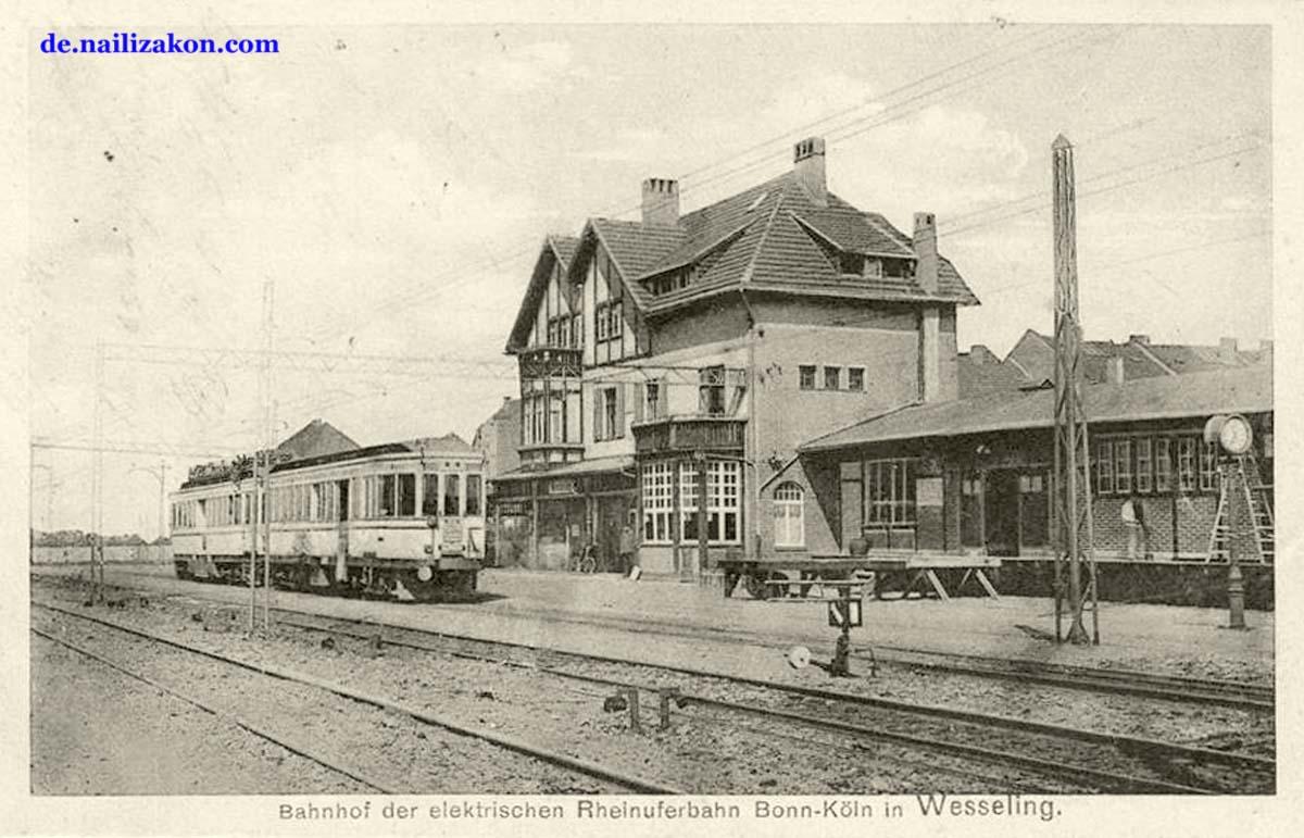 bahnhof bonn koln - The Köln - Bonner Eisenbahn